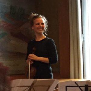Agnes - Violin  - Aarhus