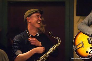 Bjarne - Sammenspil Saxofon