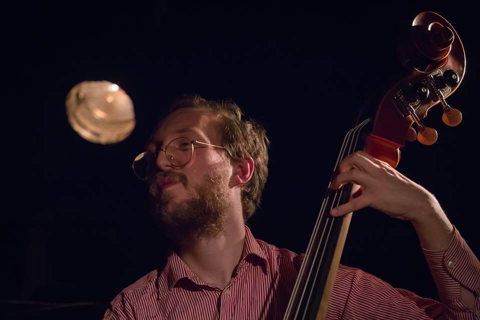 Jens Mikkel - Elbas Kontrabas  - Aarhus