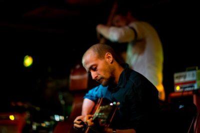 Kristoffer - Guitar Jazzguitar