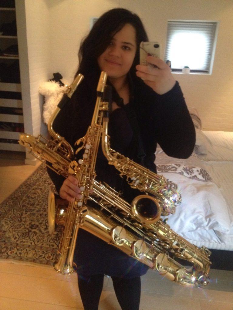 Monique - Saxofon