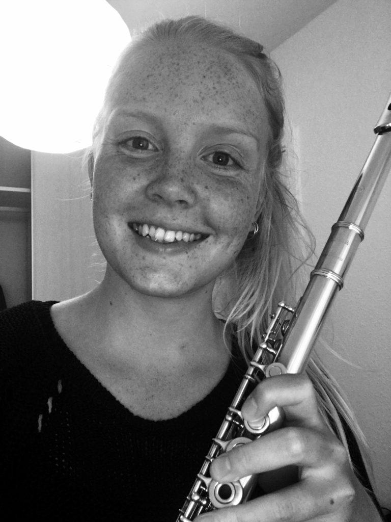 Amalie - Fløjte Klaver Sang