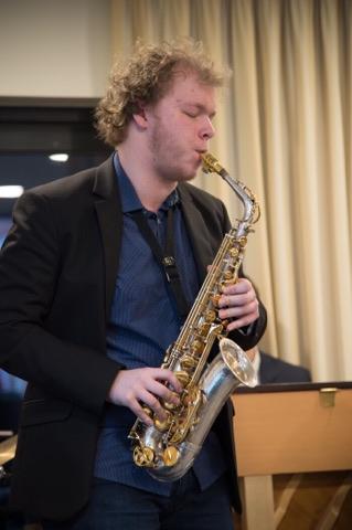 Christian H. - Saxofon