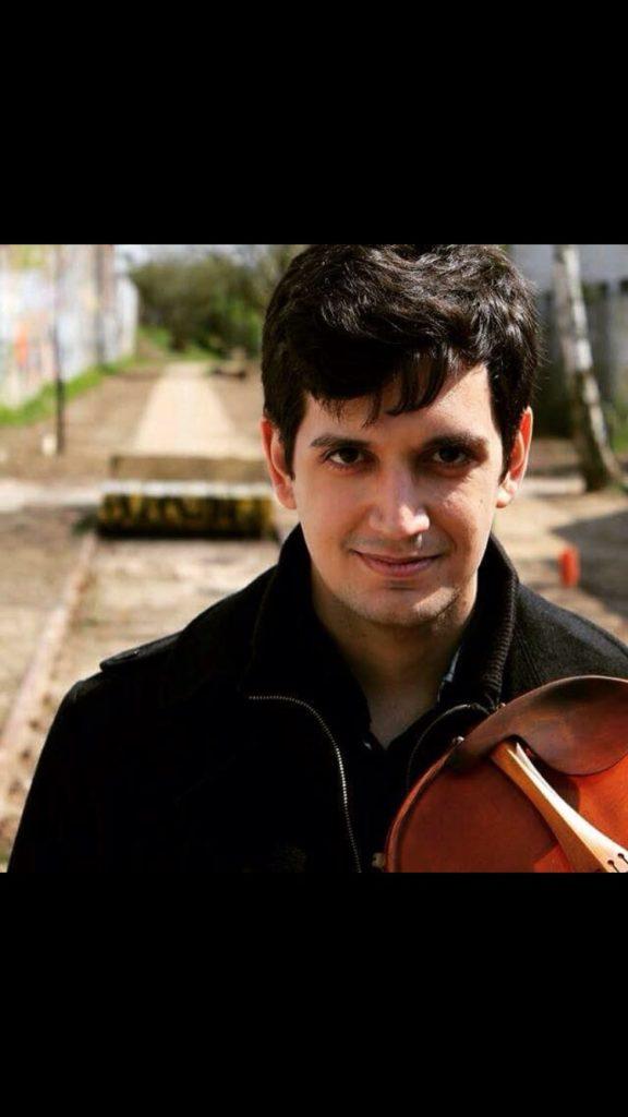 Bruno - Bratsch Violin
