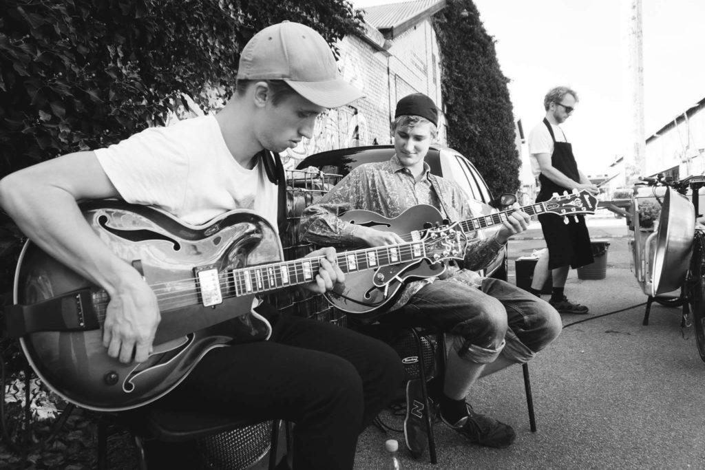 Simon - Guitar Hørelære/Musikteori Jazzguitar