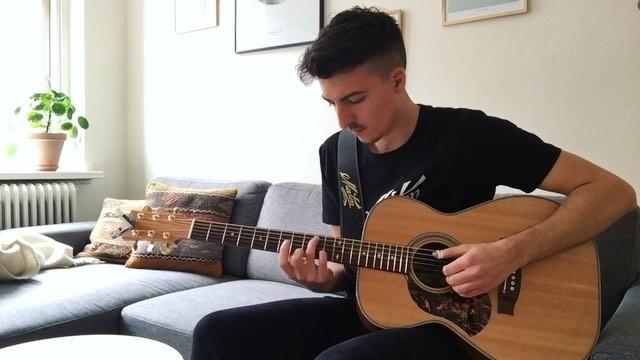 Aske - Guitar