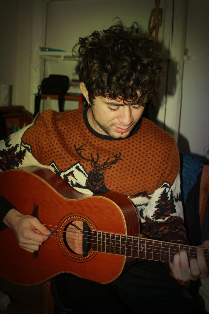 Oliver - Guitar Sang Sangskrivning