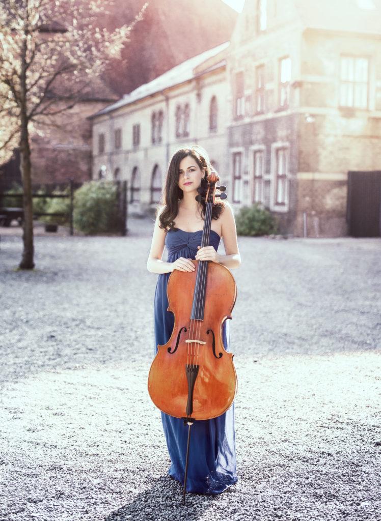 Saga - Cello  - København