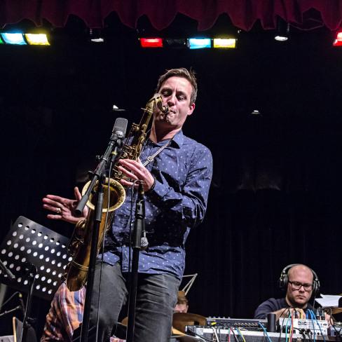 Jacob D. - Saxofon