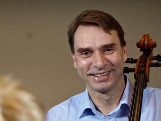 Peter - Cello  - Norsminde